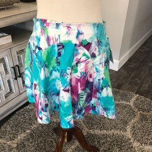 Parker large skirt NWT